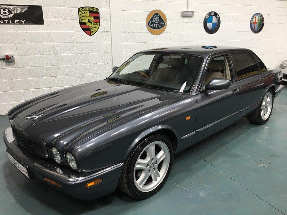 2002 Jaguar XJ SPORT 3.2 V8 For Sale (picture 1 of 6)