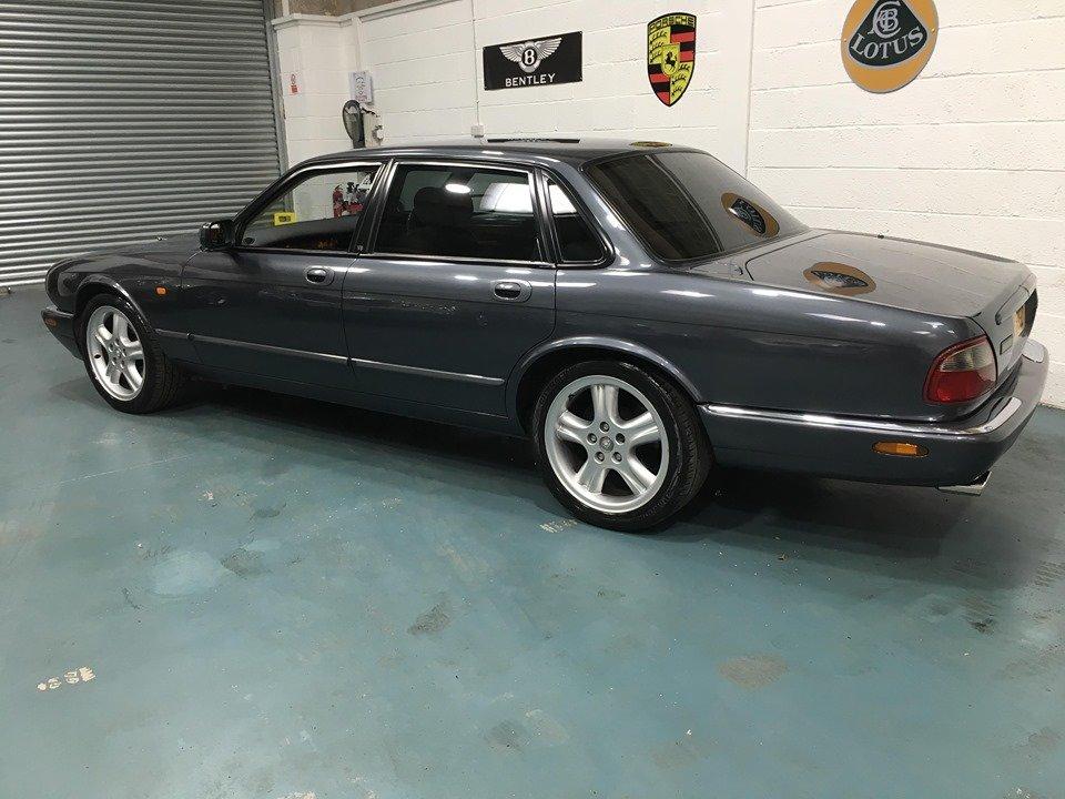 2002 Jaguar XJ SPORT 3.2 V8 For Sale (picture 2 of 6)