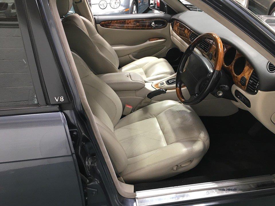2002 Jaguar XJ SPORT 3.2 V8 For Sale (picture 3 of 6)