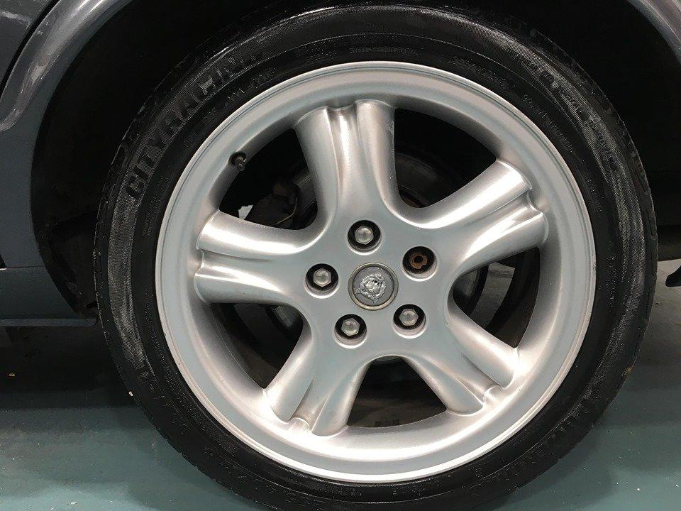 2002 Jaguar XJ SPORT 3.2 V8 For Sale (picture 4 of 6)