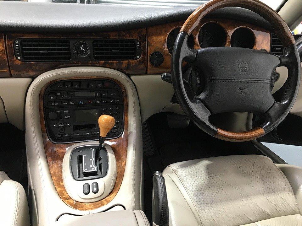 2002 Jaguar XJ SPORT 3.2 V8 For Sale (picture 5 of 6)