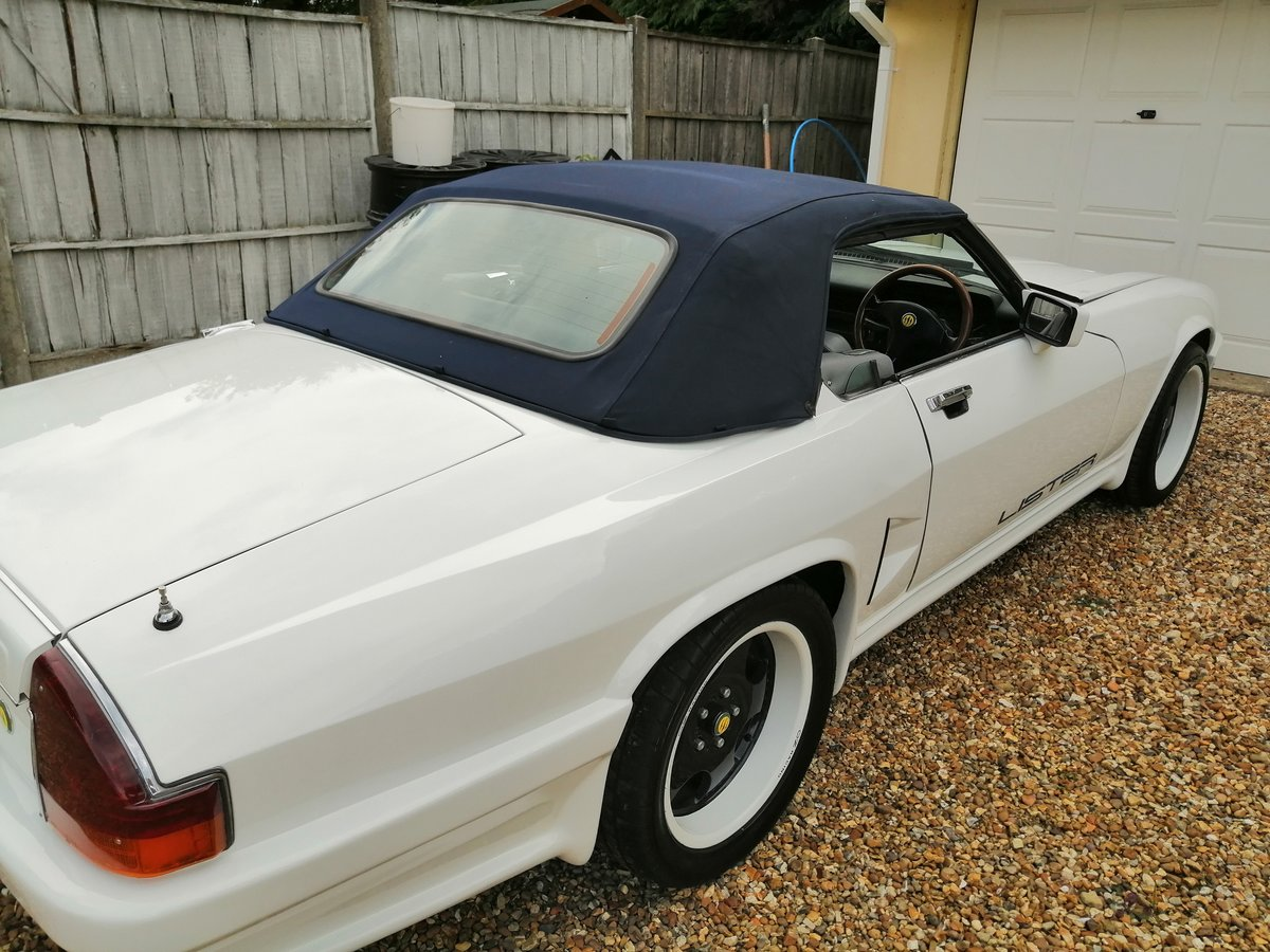 1989 Jaguar xjs Wide body  For Sale (picture 2 of 6)