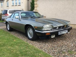 1987 Jaguar XJS  Manual ( The Green Lady)
