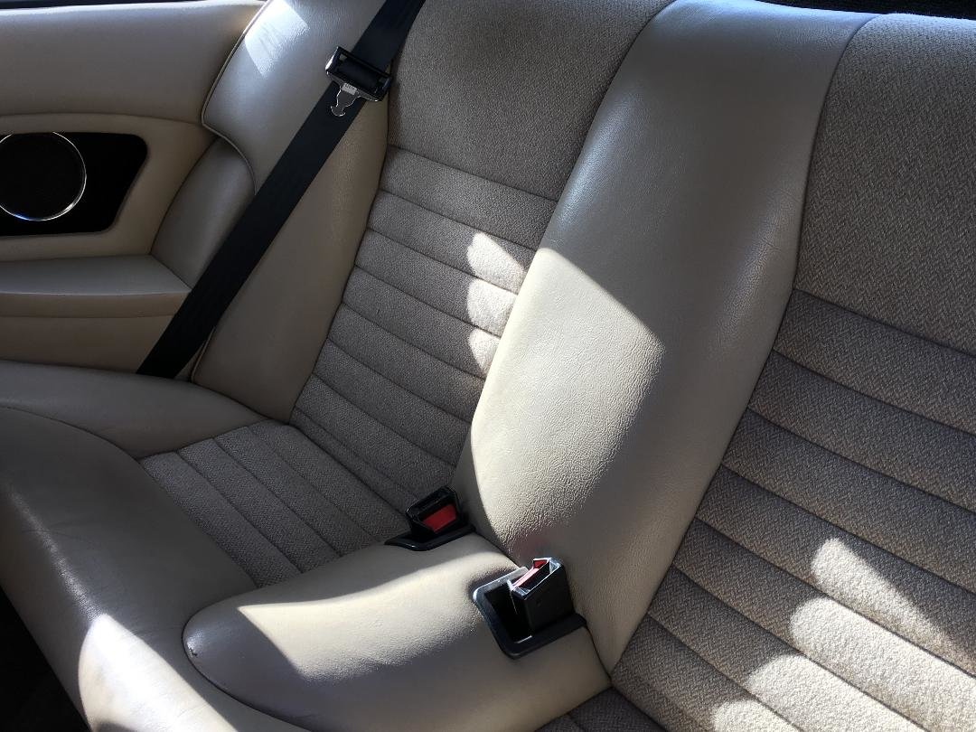 1987 Jaguar XJS  Manual ( The Green Lady) For Sale (picture 5 of 6)