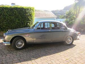 1963 Jaguar Mk 2, 3.4 litre, manual, RHD For Sale