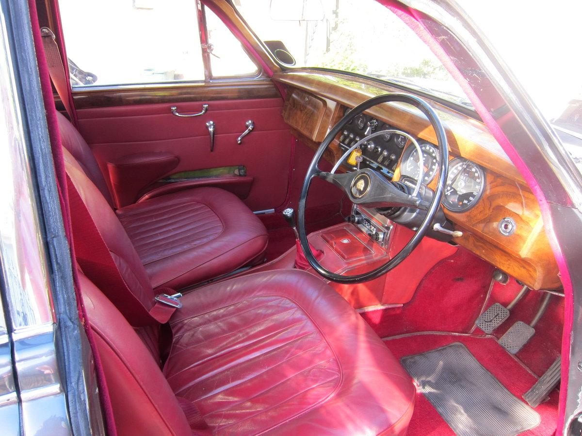 1963 Jaguar Mk 2, 3.4 litre, manual, RHD For Sale (picture 4 of 4)