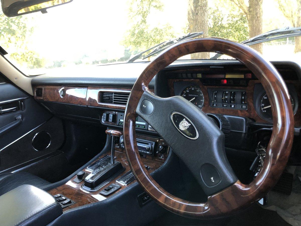 1988 Jaguar XJS 5.3L 2dr Convertible Auto For Sale (picture 4 of 6)