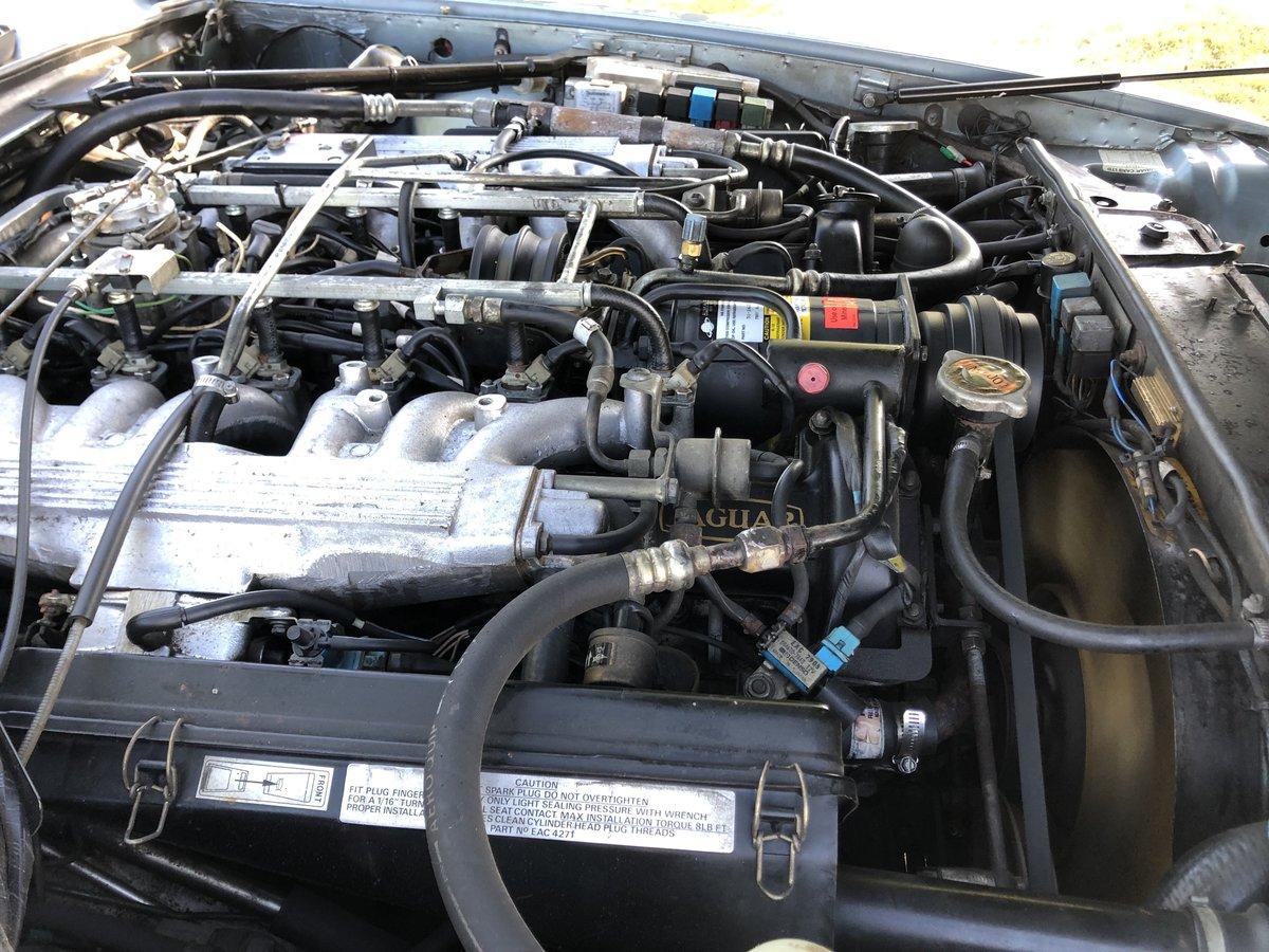 1988 Jaguar XJS 5.3L 2dr Convertible Auto For Sale (picture 5 of 6)