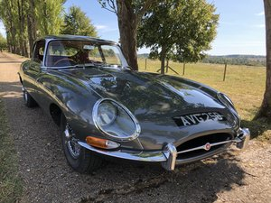 1966 Jaguar 2+2 E Type Series 2  Coupe Manual