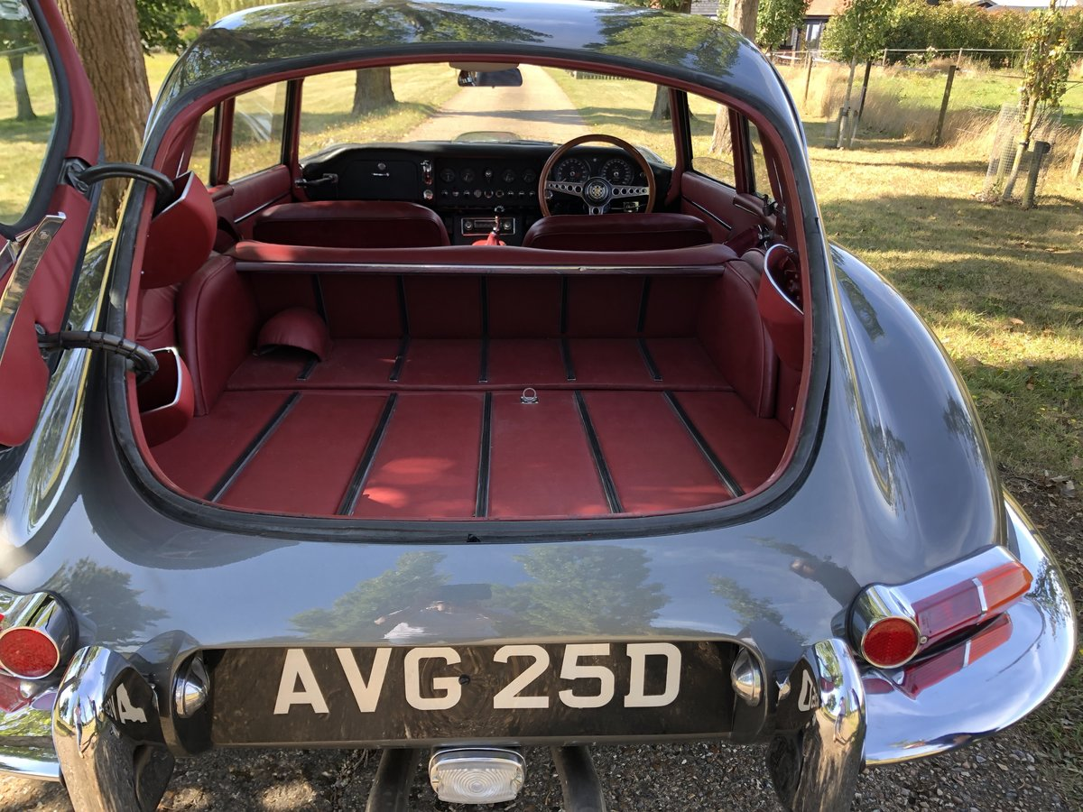 1966 Jaguar 2+2 E Type Series 2  Coupe Manual For Sale (picture 5 of 6)