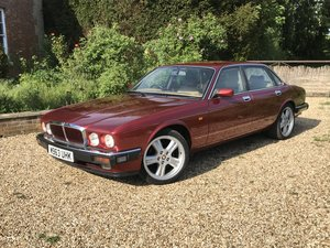 1994 Jaguar XJ40 4.0s Sport 85k long MOT low miles For Sale