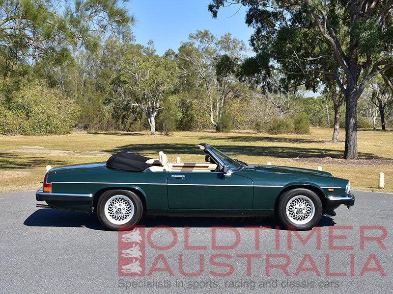 1990 Jaguar XJ-S V12 Convertible For Sale (picture 3 of 6)
