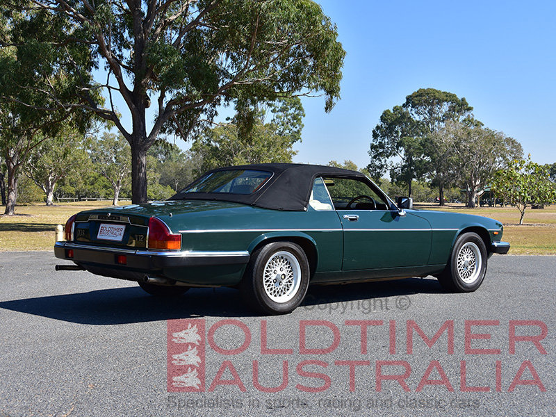 1990 Jaguar XJ-S V12 Convertible For Sale (picture 4 of 6)