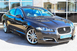 2013 63 JAGUAR XF S 3.0D LUXURY AUTO
