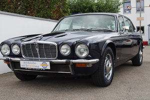 1976 Jaguar XJ 12 l MK II - LHD - from 2nd owner For Sale