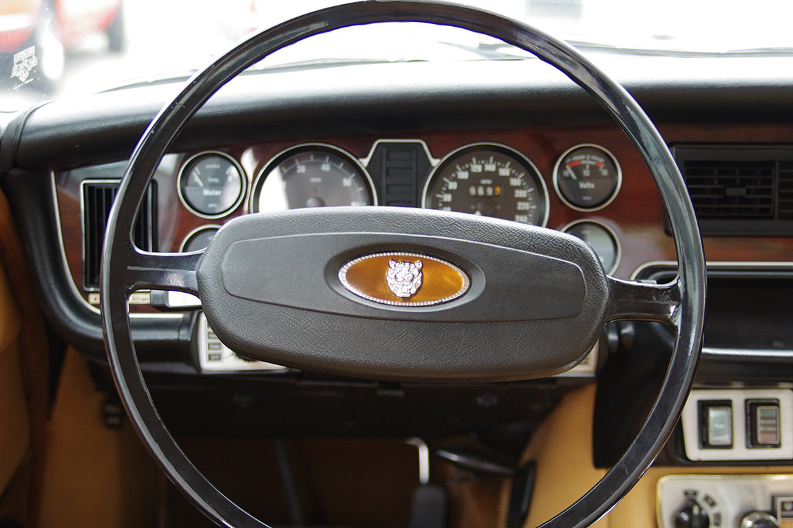 1976 Jaguar XJ 12 l MK II - LHD - from 2nd owner For Sale (picture 6 of 6)