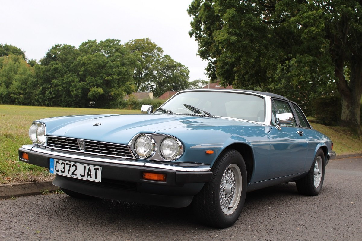 Jaguar XJS C 3.6 1986 - To be auctioned 25-10-19 For Sale by Auction (picture 1 of 6)