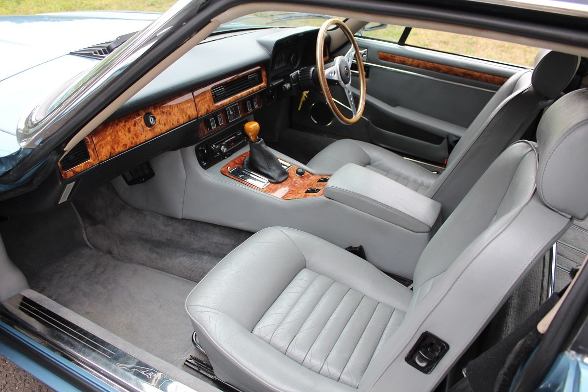 Jaguar XJS C 3.6 1986 - To be auctioned 25-10-19 For Sale by Auction (picture 3 of 6)