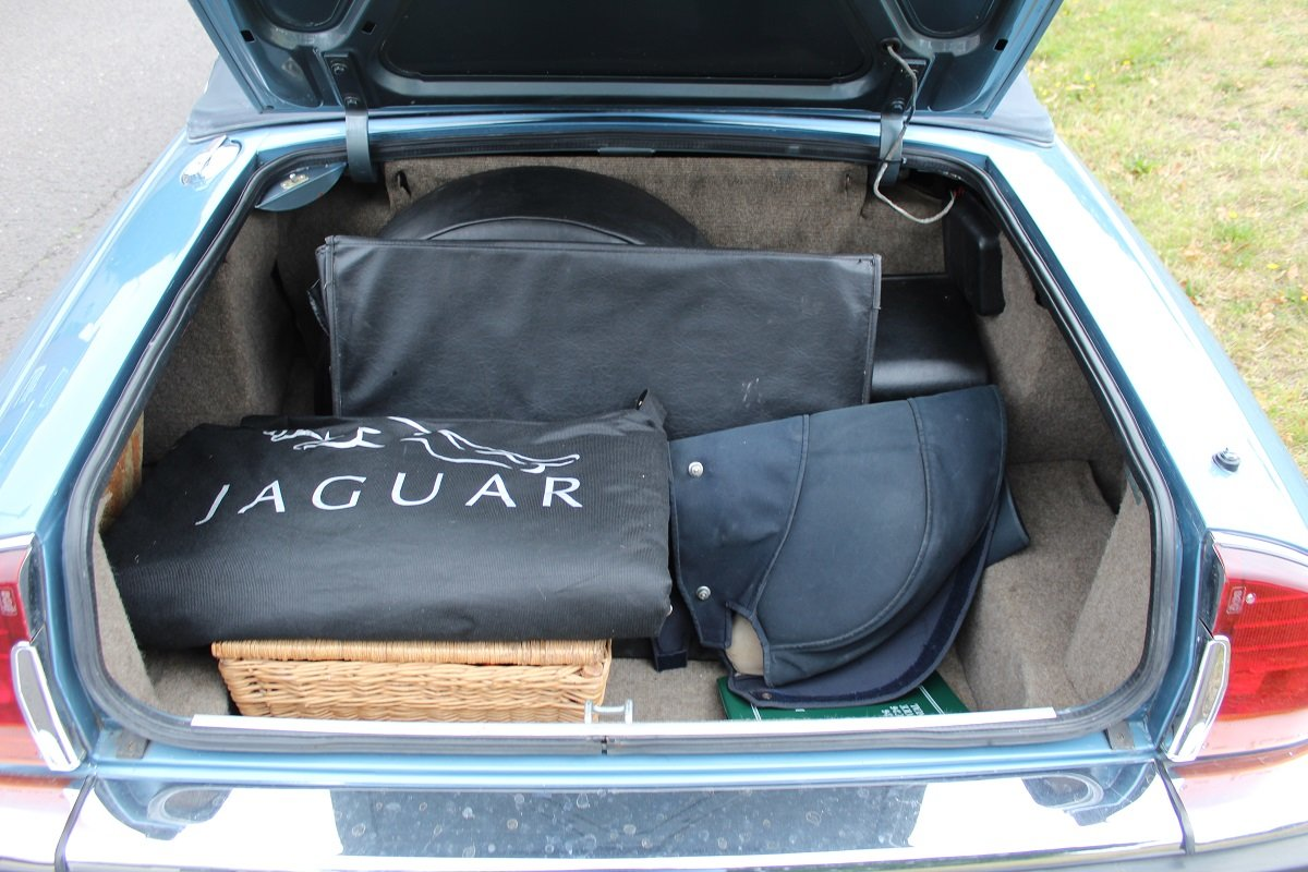Jaguar XJS C 3.6 1986 - To be auctioned 25-10-19 For Sale by Auction (picture 6 of 6)