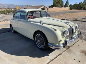 Picture of 1962 Jaguar MkII 3.8 MoD LHD California Original 60,000miles SOLD