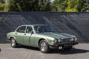 1985 JAGUAR XJ6 4.2 SERIES III, MANUAL ONLY 8200 MILES For Sale