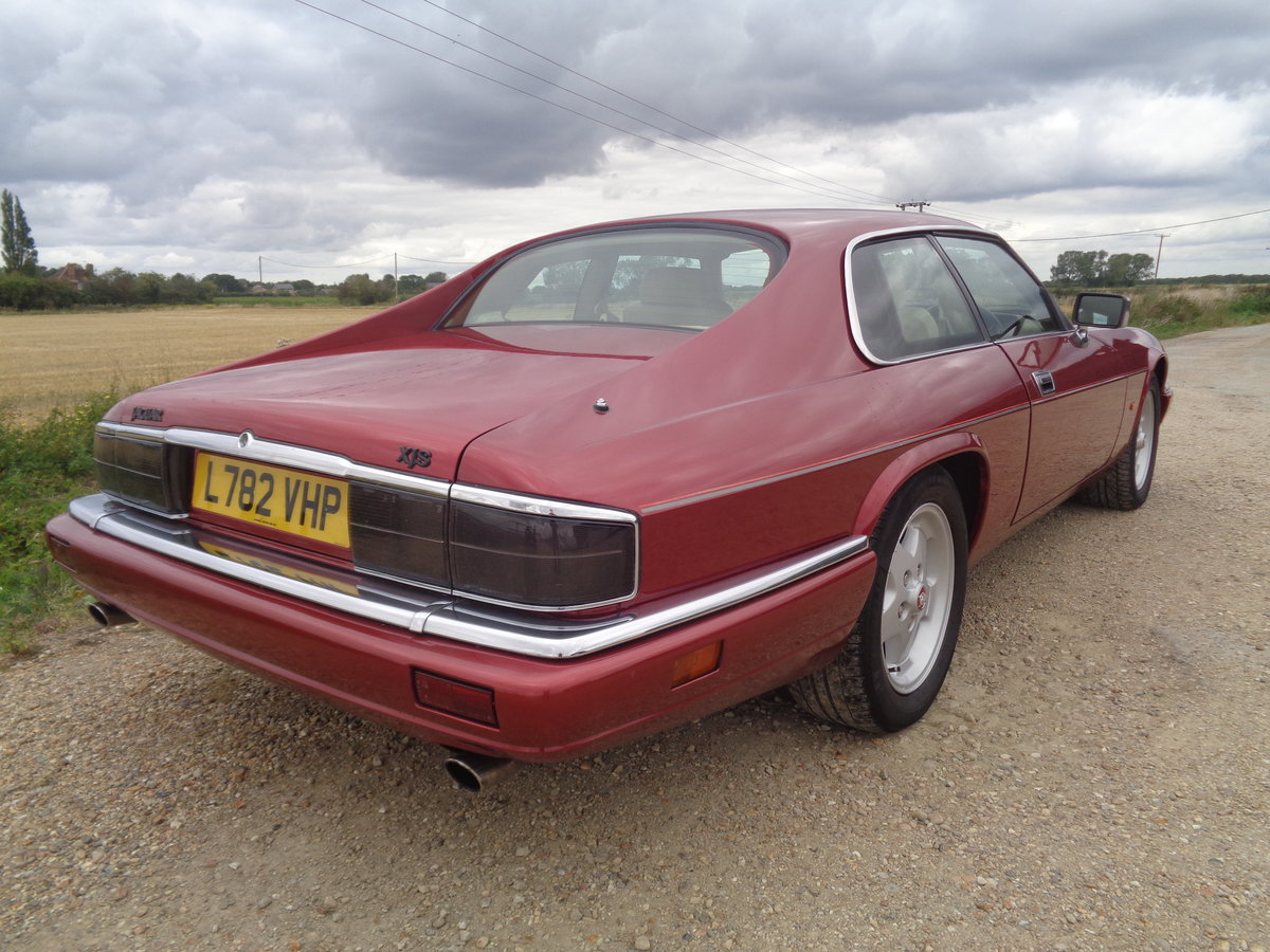 1994 Jaguar Xjs 4.0 coupe - very clean car !! For Sale (picture 4 of 6)