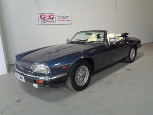 1990 Jaguar xjs convertible V12 5.3 AUTO  !!