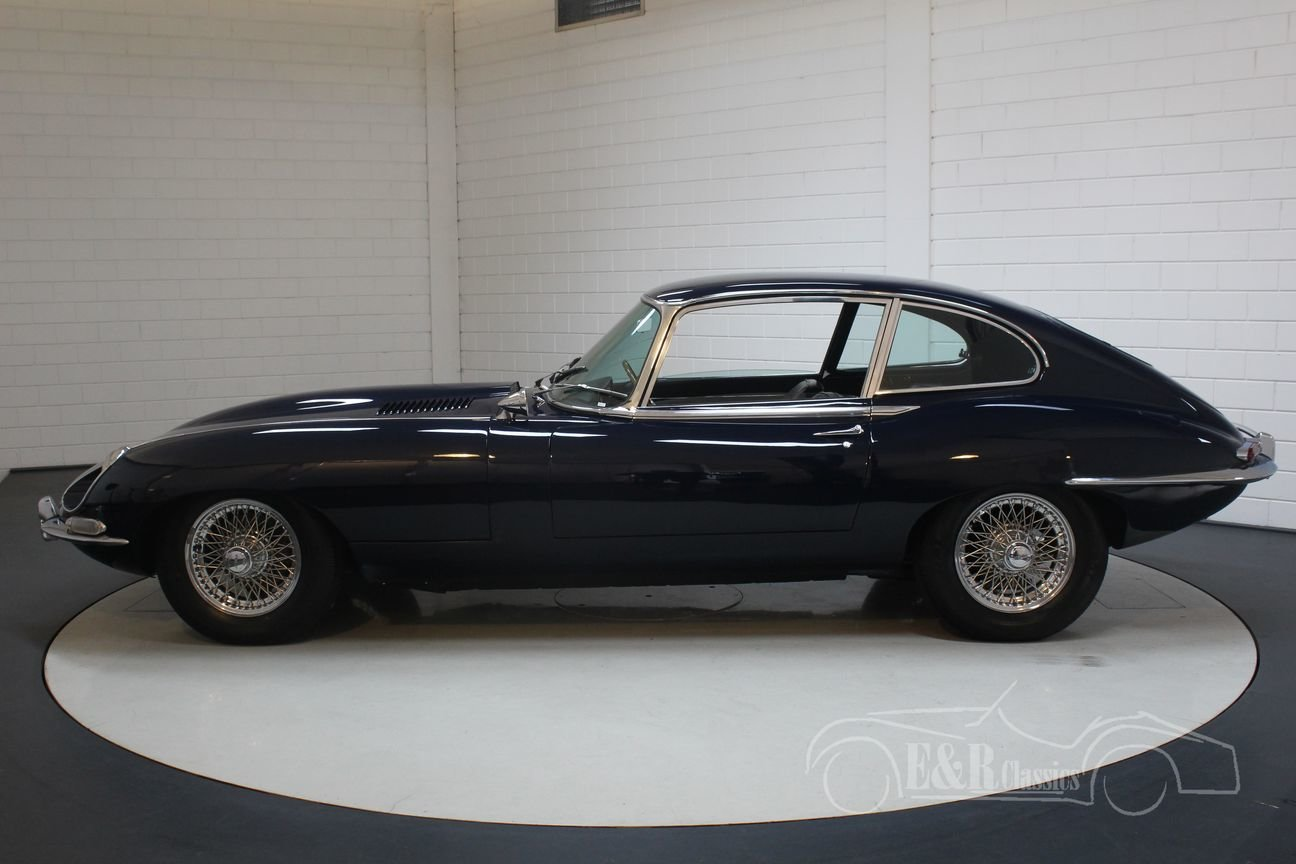 Jaguar E-type S1.5 2 + 2 Coupé 1968 Matching numbers For Sale (picture 5 of 6)