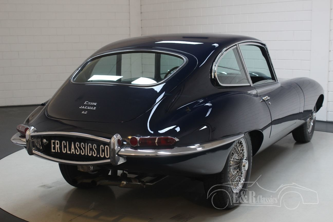 Jaguar E-type S1.5 2 + 2 Coupé 1968 Matching numbers For Sale (picture 6 of 6)
