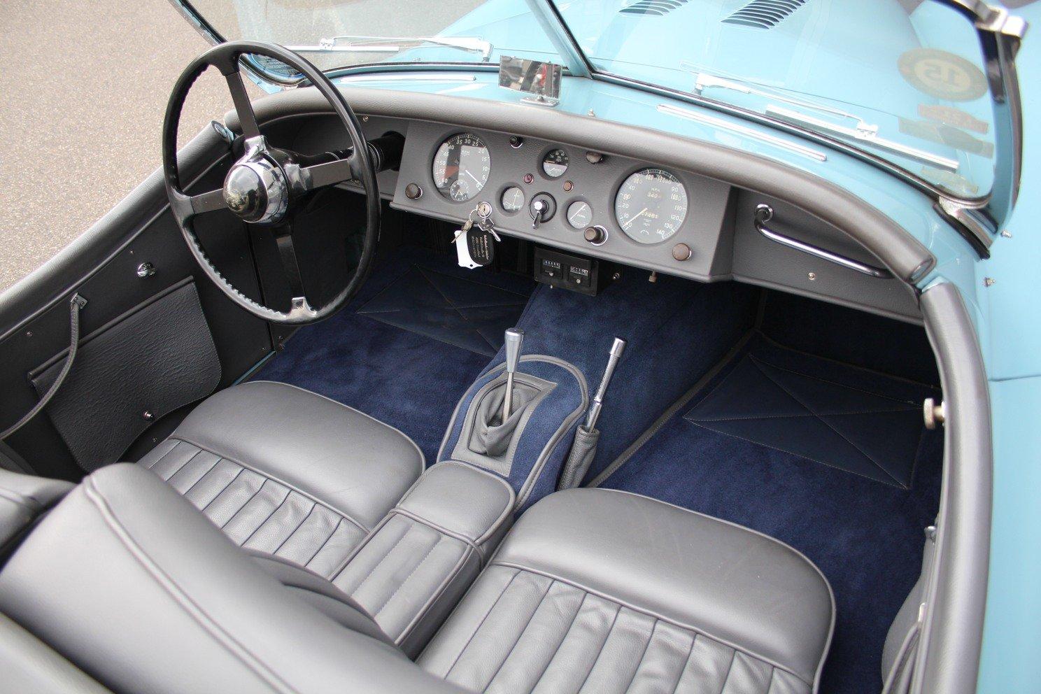 1953 Jaguar XK 120 SE Roadster LHD  For Sale (picture 3 of 6)