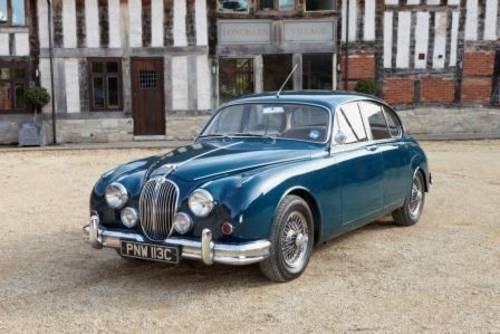 1965 Rent a Jaguar Mk2 in the Cotswolds For Hire (picture 1 of 6)