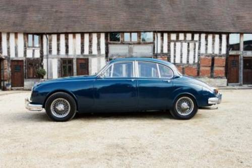 1965 Rent a Jaguar Mk2 in the Cotswolds For Hire (picture 3 of 6)