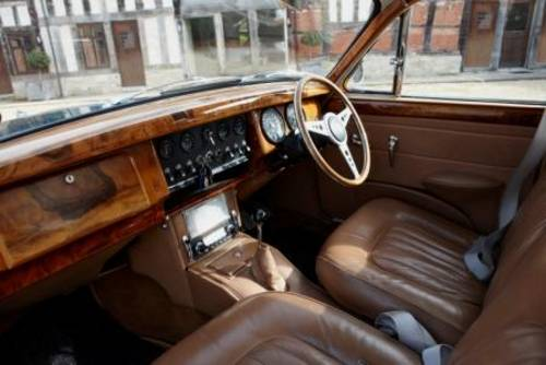 1965 Rent a Jaguar Mk2 in the Cotswolds For Hire (picture 4 of 6)