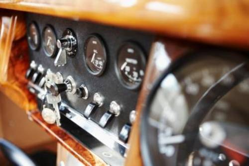 1965 Rent a Jaguar Mk2 in the Cotswolds For Hire (picture 6 of 6)
