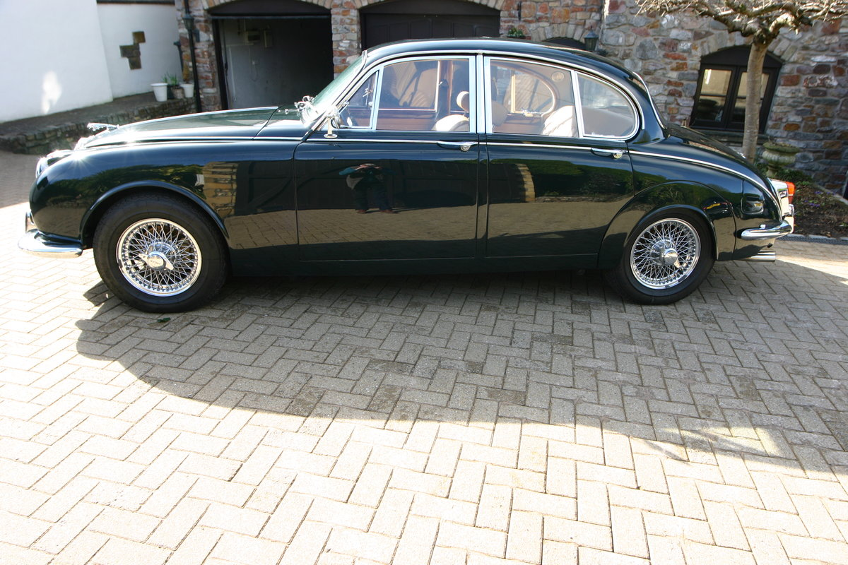 1968 Jaguar Mk2 The very best, Concours, LHD For Sale (picture 1 of 6)