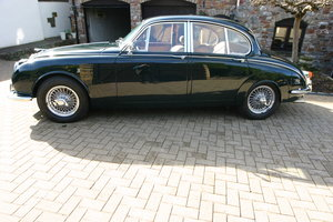 1968 Jaguar Mk2 The very best, Concours, LHD