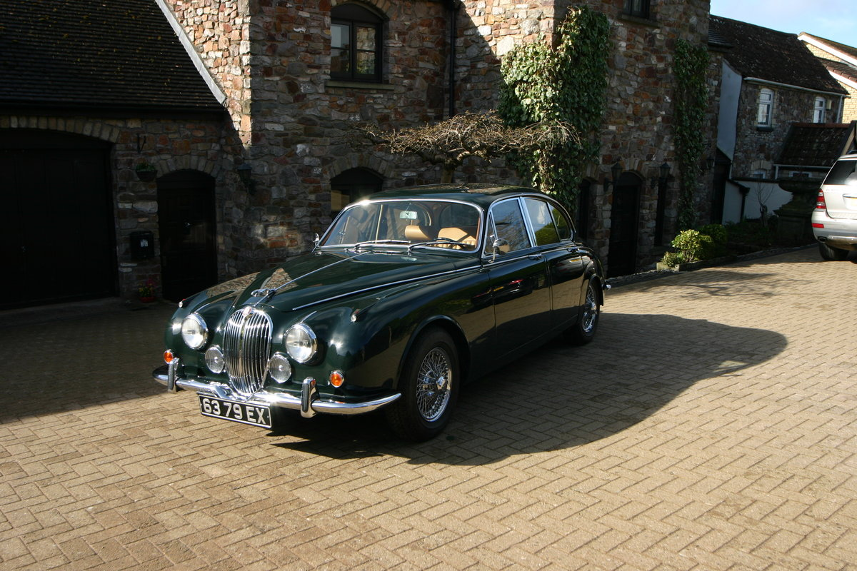 1968 Jaguar Mk2 The very best, Concours, LHD For Sale (picture 2 of 6)
