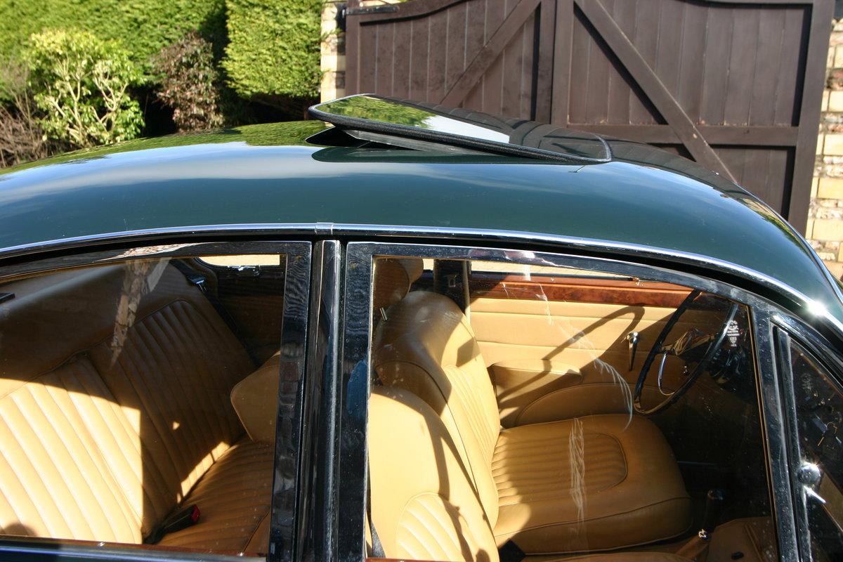 1968 Jaguar Mk2 The very best, Concours, LHD For Sale (picture 4 of 6)