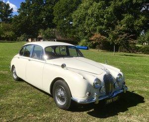 Restored 1967 Jaguar Mk2 3.4 (O/D)  For Sale by Auction
