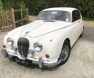 Restored 1961 Jaguar Mk2 2.4 (O/D) £18,000 - £22,000 For Sale by Auction
