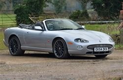 2004 XKR Conv Carbon Ed 1 of 50 - Barons Friday 20 Sept 2019 SOLD by Auction