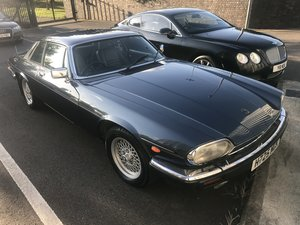 1991 Jaguar XJS V12 5.3 - 39000 Miles - PreFL Beautiful For Sale