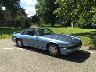 1987 Jaguar XJ-SC V12 TWR Ecition FSH 76000 miles
