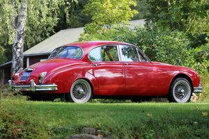 1963 Nice Jaguar Mk. II 3.8 For Sale