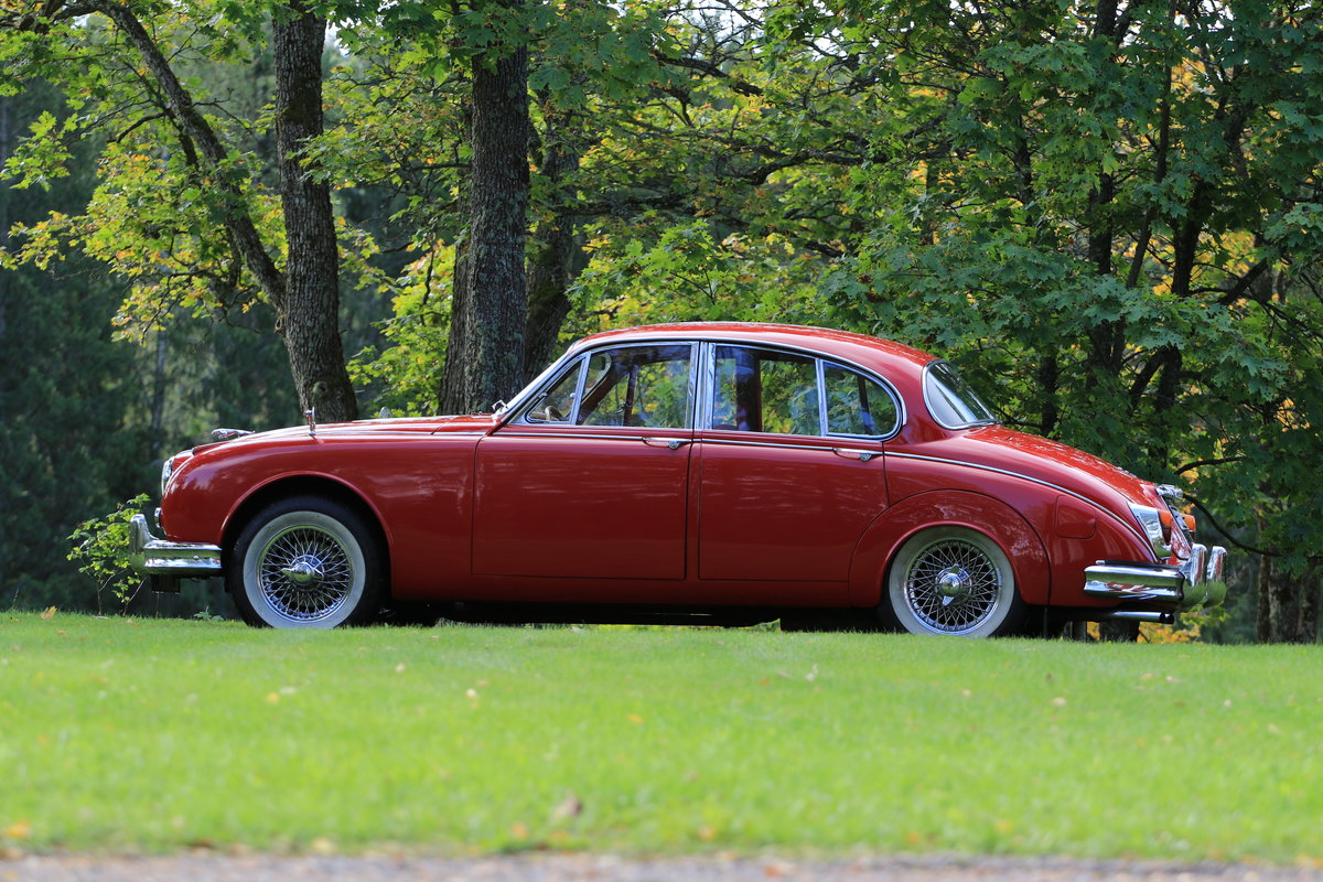 1963 Nice Jaguar Mk. II 3.8 For Sale (picture 6 of 6)