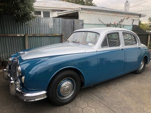 1958 Jaguar Mk1 2.4 Manual - Lovely Original Car