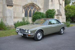 1976 Jaguar XJ 4.2C Manual with Low Mileage Est £25-£30,000