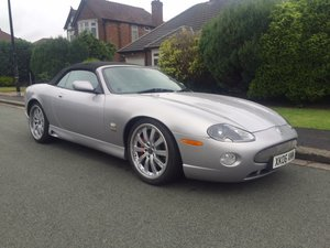 2006 Jaguar XKR Stratstone Convertible, Ultra Rare Edition For Sale by Auction