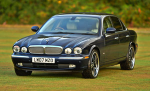 2007 Supercharged Jaguar Sovereign
