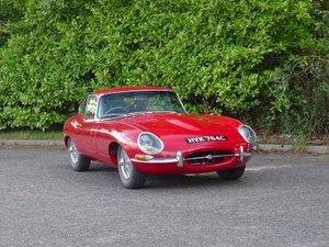1965 Jaguar E-Type 4.2 Coupe For Sale by Auction